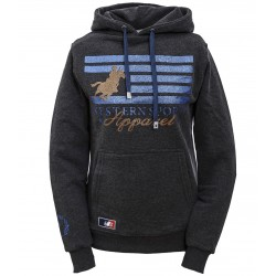 "WOMEN HOODY ""HOPE"" darkness"