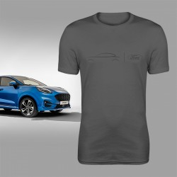 Ford PUMA T-Shirt (gray)