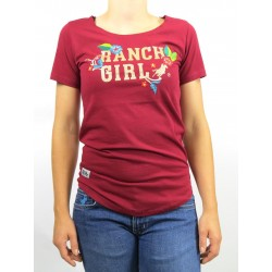 "RANCHGIRLS T-SHIRT ""Luisa""..."