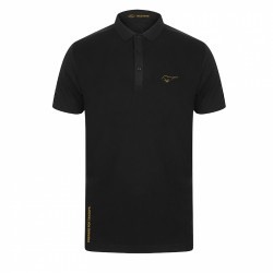 Ford Mustang Gold Polo-Shirt