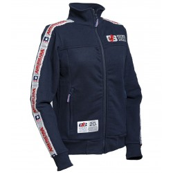 AMERICANA TRAINER JACKET navy