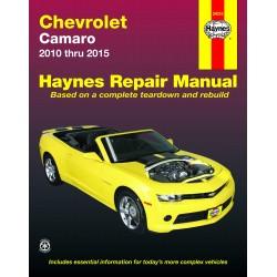 Haynes Chevrolet Camaro...