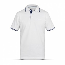 Ford Polo-Shirt (weiss)
