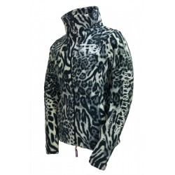 "JACKET ""GRACE"" Snow Leopard"