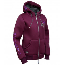 "JACKET ""SCARLETT"" blackberry"