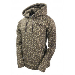 "RG HOODED SWEAT ""TYLA"" Leopard"