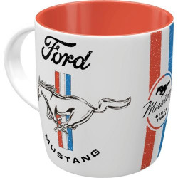 Ford Mustang Tasse Heritage