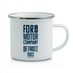 Ford Heritage Emaillebecher...