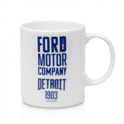 Ford Heritage Tasse Porzellan