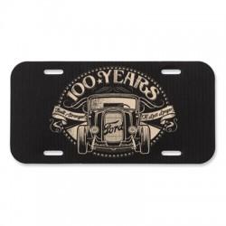 Ford Trucks License Plate