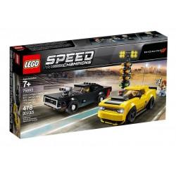 LEGO - 2018 Dodge...